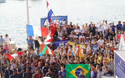 Hydrocontest à Saint-Tropez, un concours favorisant les énergies renouvelables