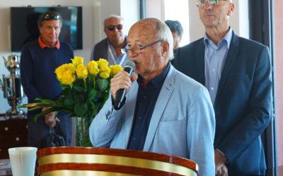 Le mot du Maire de Saint-Tropez, Jean-Pierre Tuveri