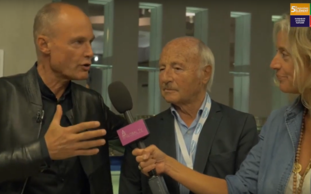 Interview de Bertrand Piccard par Agnès Bouquet