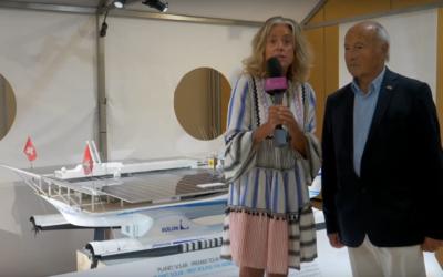 Interview de Jean-Pierre Tuveri, maire de Saint-Tropez, par Agnès Bouquet